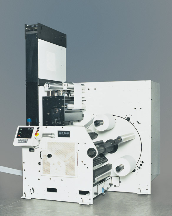 MR series multiple spindle turret rewinder