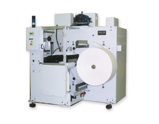 KR2 series two-spindle turret rewinder